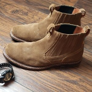 Timberland Suede Limited Vibram Sole Boots